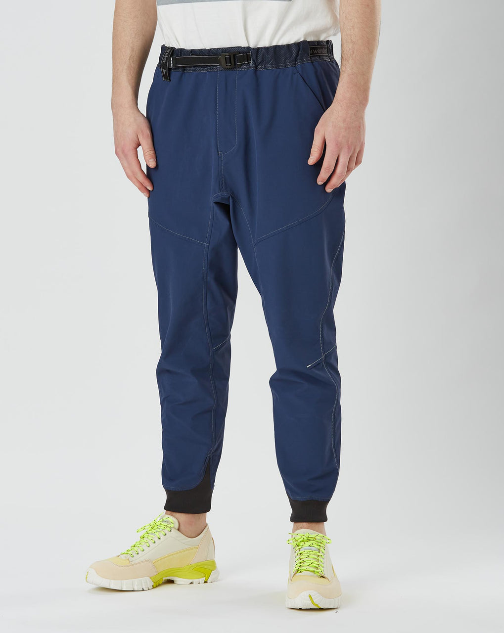 and Wander Schoeller 3XDRY Stretch Saruel Pants (Navy)