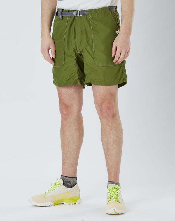 and Wander Nylon Climbing Shorts (Khaki)