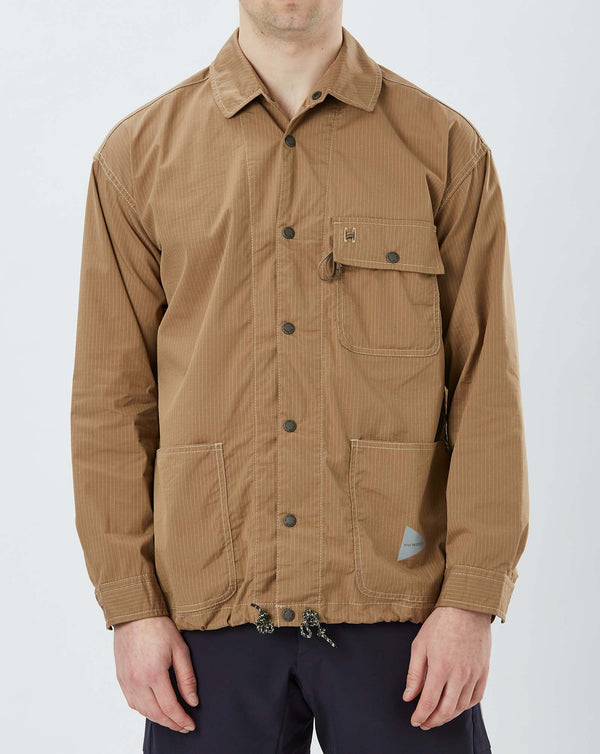 and Wander Dry Rip Shirt (Beige)