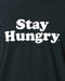 Stay Hungry Smoothie T-shirt (Green/ White)
