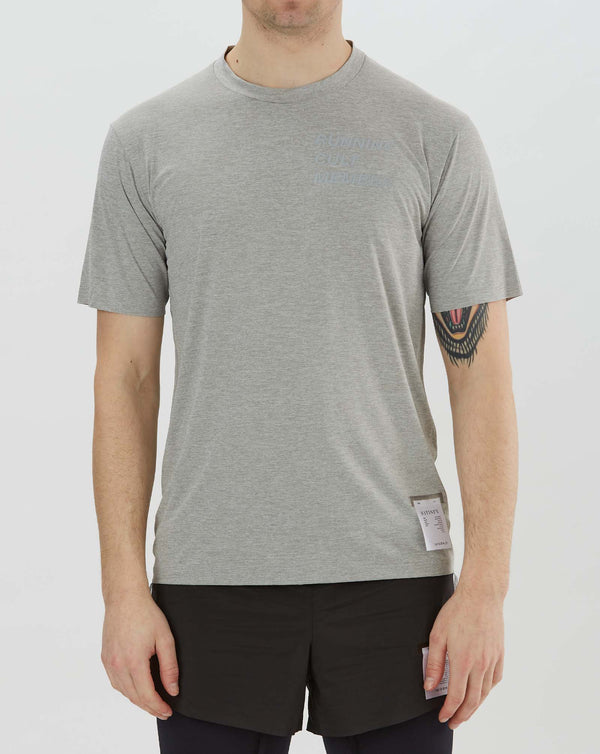 Satisfy Light T-shirt (Heather Grey)