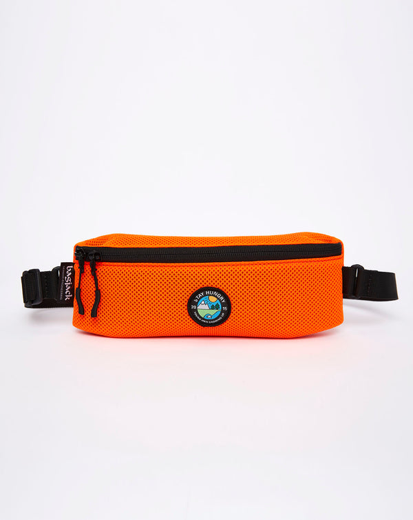 Stay Hungry Superlight YMGU Hipbag (Neon Orange)