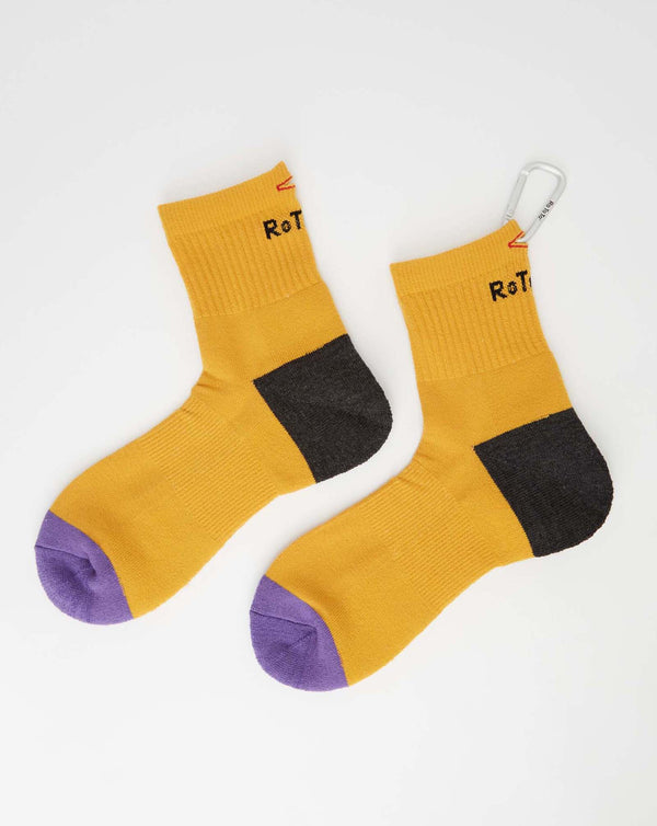 RoToTo Trail Magic (Yellow/ Charcoal/ Purple)