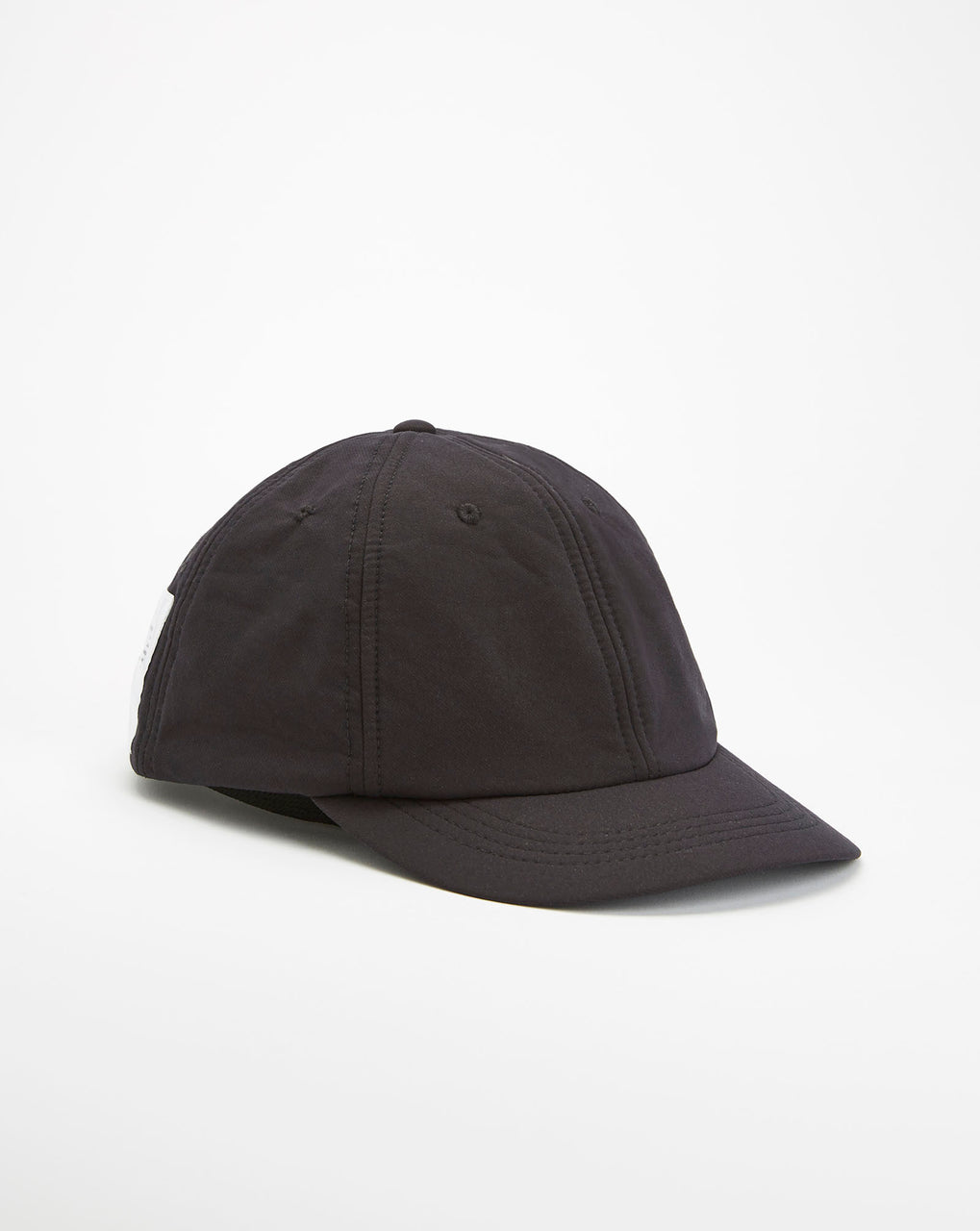 Satisfy Justice Merino Running Cap (Black)