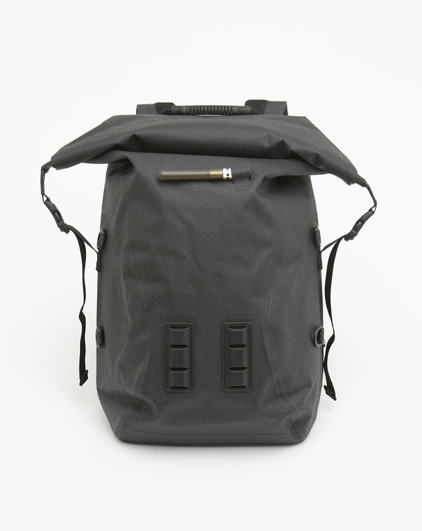 FCE Seamless Ziplock Back Pack (Black)