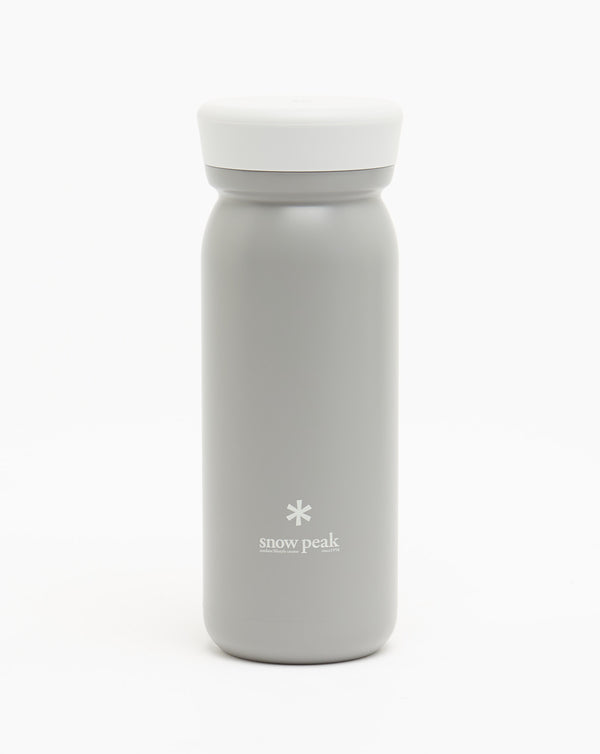 Snow Peak Stainless Vacuum Bottle MILK (Ash)