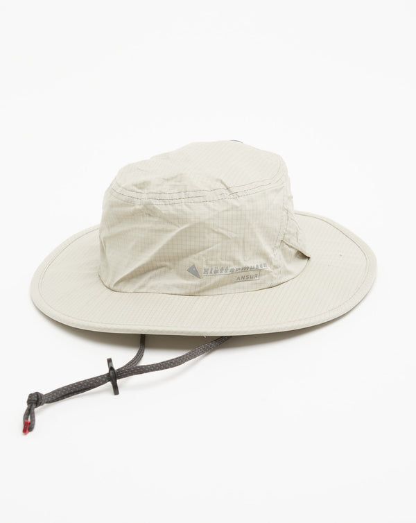 Klattermusen Ansur Hiking Hat (Dove Grey)