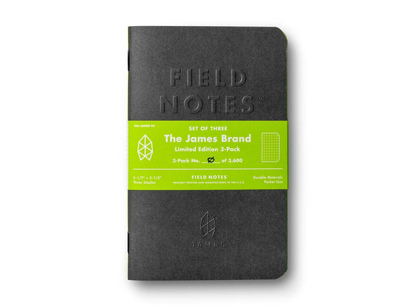 The James Brand Field Notes (Multi)