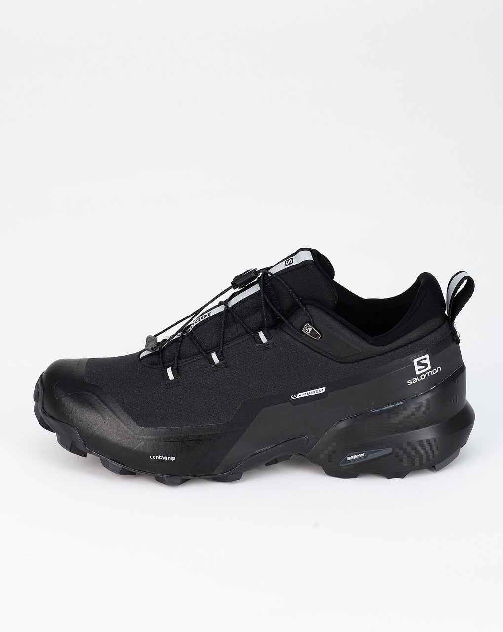 and Wander and Wander x Salomon Crosshike (Black)