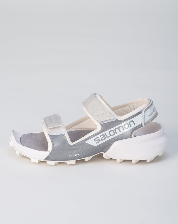and Wander and Wander x Salomon Speedcross Sandals (White)