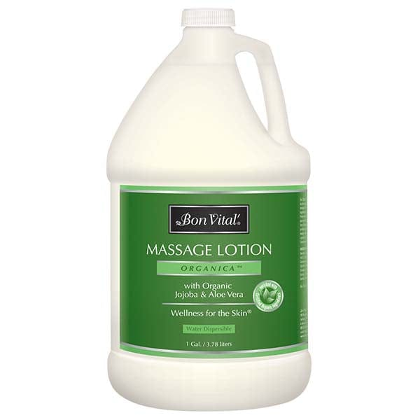 Bon Vital Organica Massage Lotion 1 Gallon