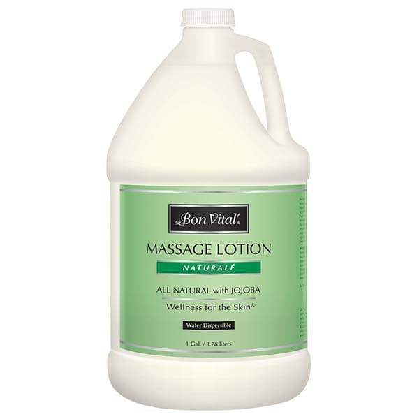 Bon Vital Naturalé Massage Lotion 1 Gallon