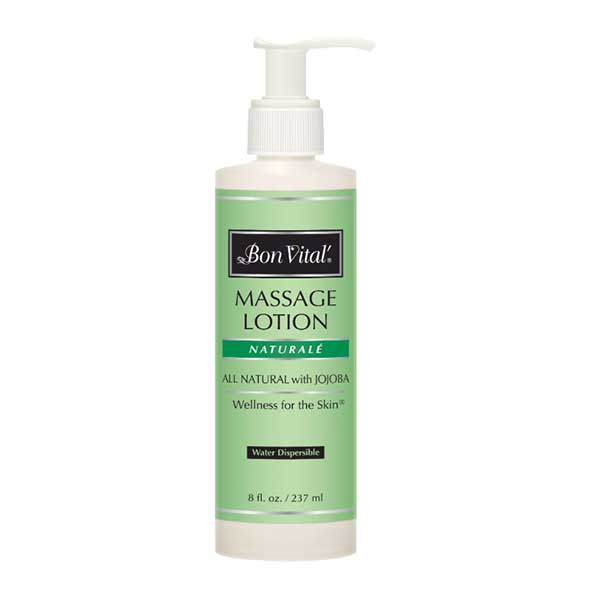 Bon Vital Naturalé Massage Lotion 8 oz