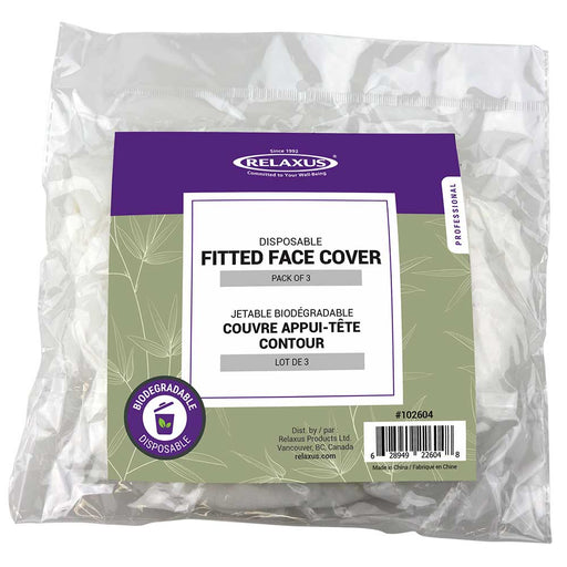 Disposable Fitted Face Cradle Covers