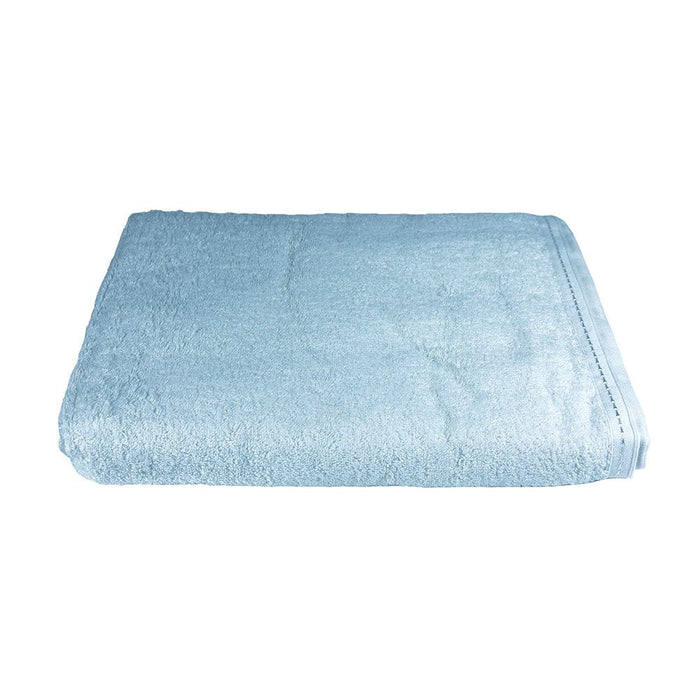 Sky Blue Face & Hand Organic Spa Towels