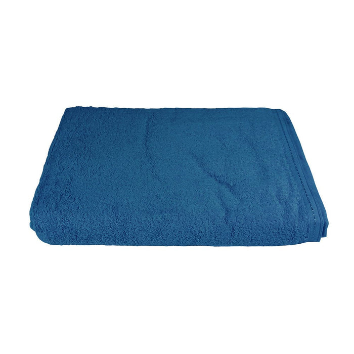 Ocean Blue Face & Hand Organic Spa Towels