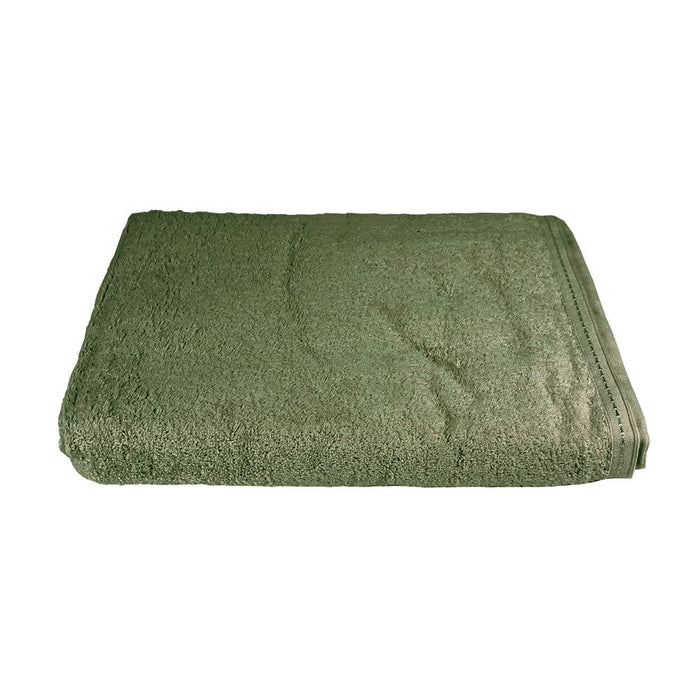 Moss Face & Hand Organic Spa Towels