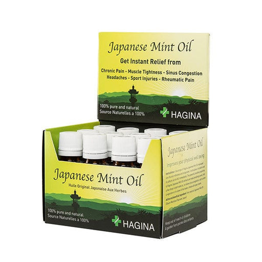 Hagina - Japanese Mint Oil