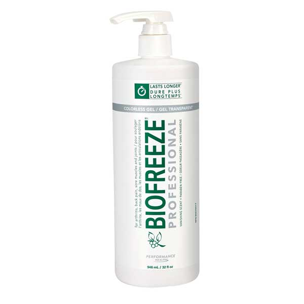 Biofreeze Professional 32 Oz Gel Pump