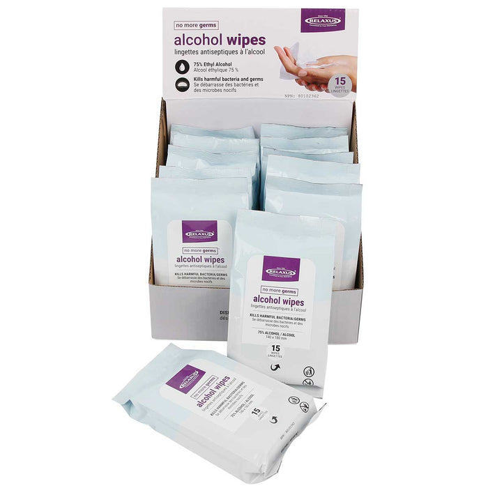 Anti-Bacterial Cleansing Wipes