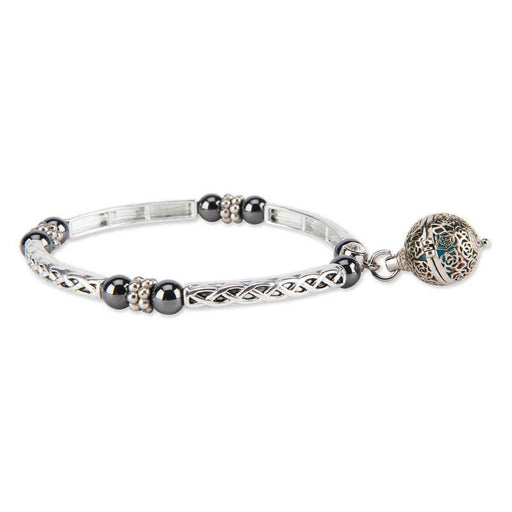 Monaco Braided Magnetic Essential Oil Bracelets