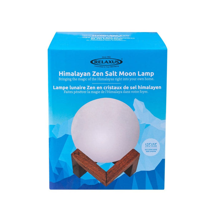 Himalayan Salt Moon Light Lamp