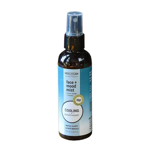 Essential Oils Cooling Face & Mood 100 ml Mist Spray
