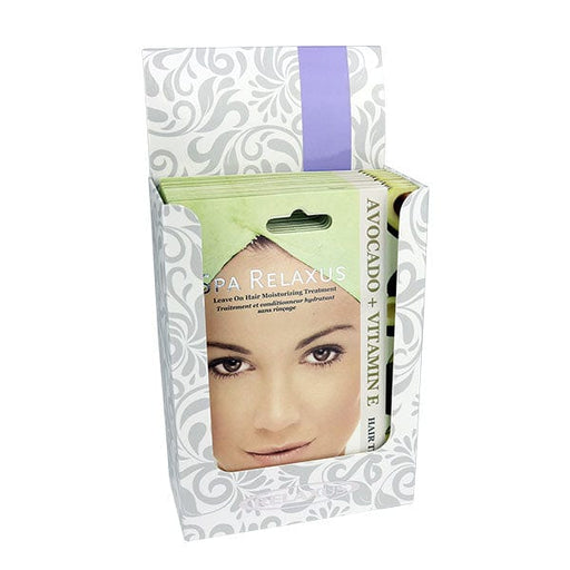 Avocado & Vitamin E Hair Mask Spa Relaxus