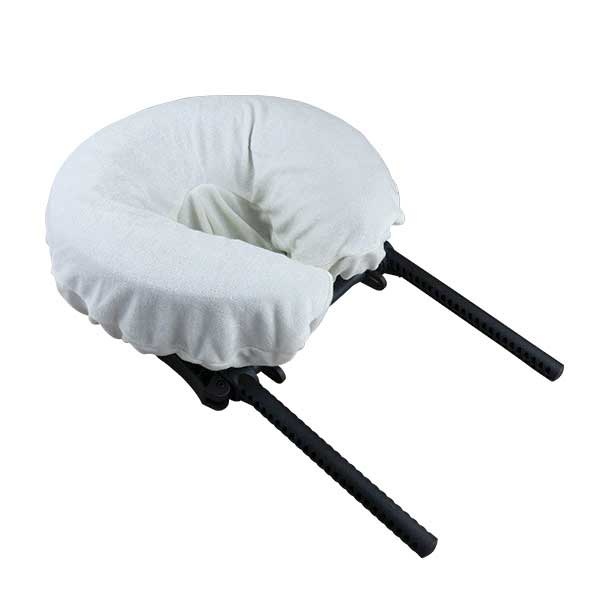 Bamboo Organic Cotton Fitted Massage Face Cradle Covers