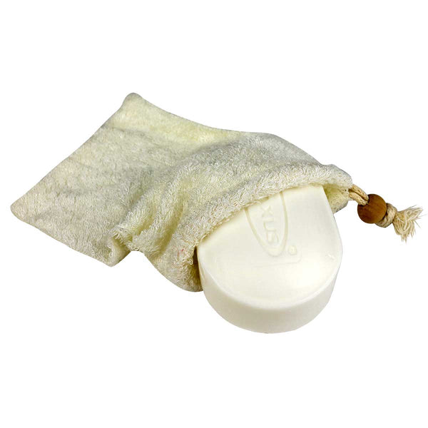 Organic Bamboo Soap Sack Spa Relaxus
