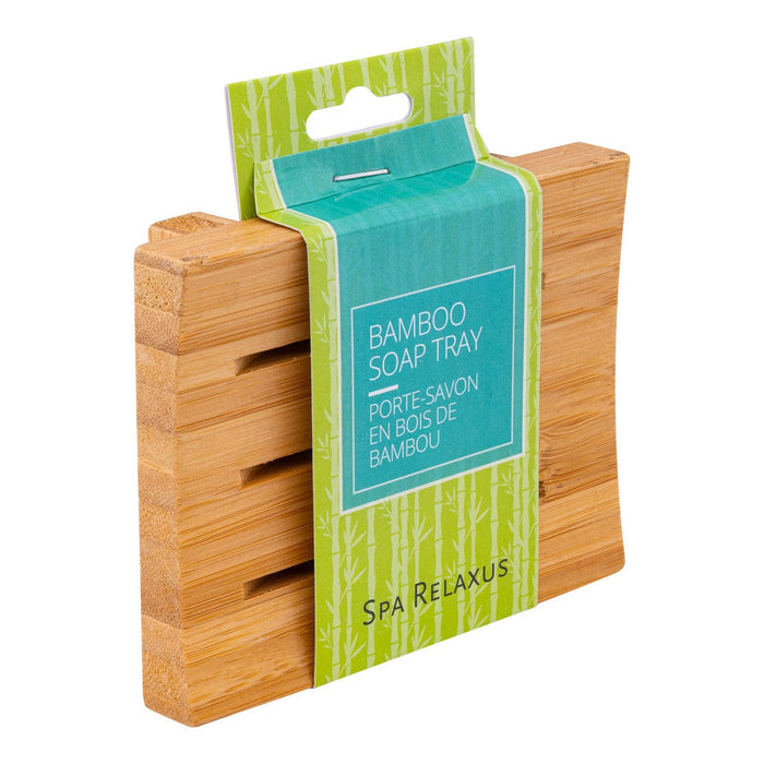 Spa Relaxus Bamboo Soap Holder