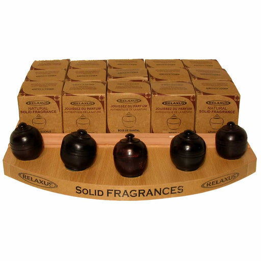 Relaxus Natural Solid Fragrances