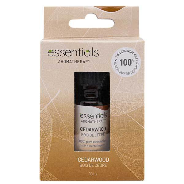 Essentials Aromatherapy Cedarwood 10ml Essential Oil