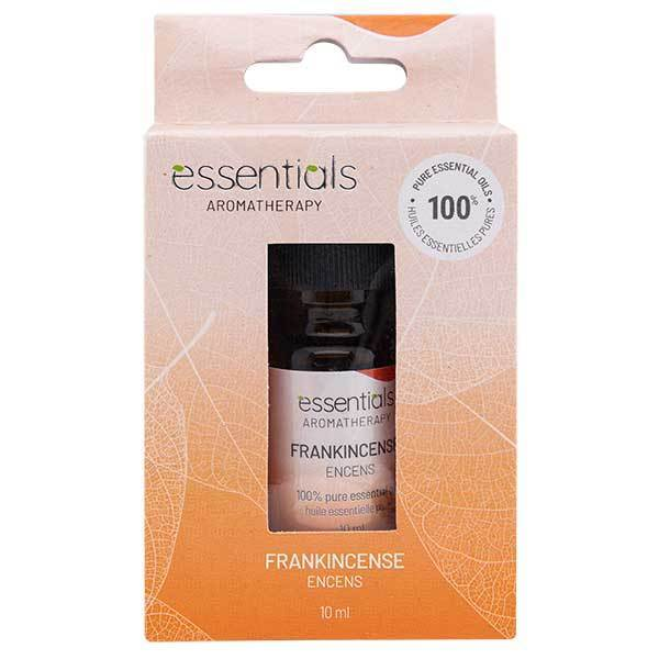 Essentials Aromatherapy Frankincense 10ml Essential Oil