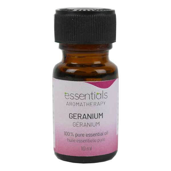 Essentials Aromatherapy Geranium 10ml Essential Oil
