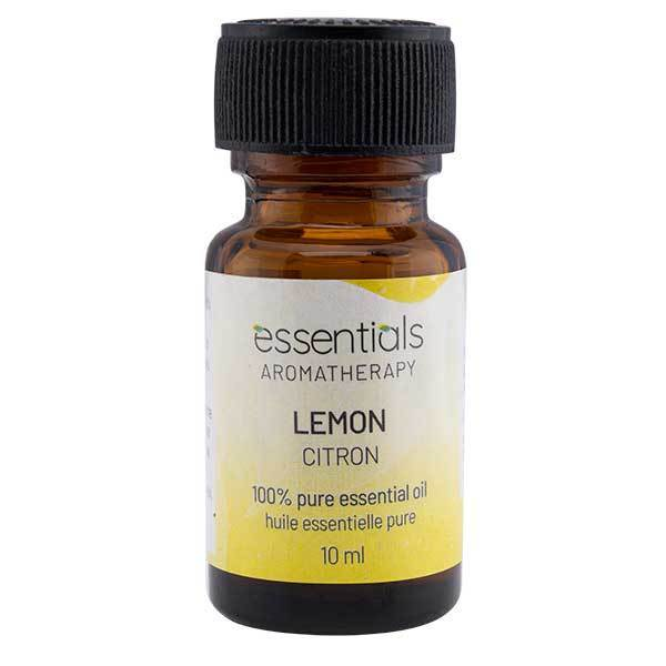 Essentials Aromatherapy Lemon 10ml Essential Oil