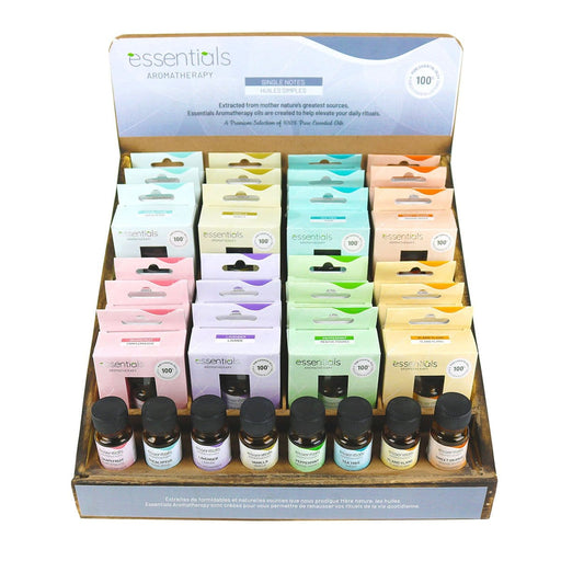 Essential Oils 10 ml Bottles