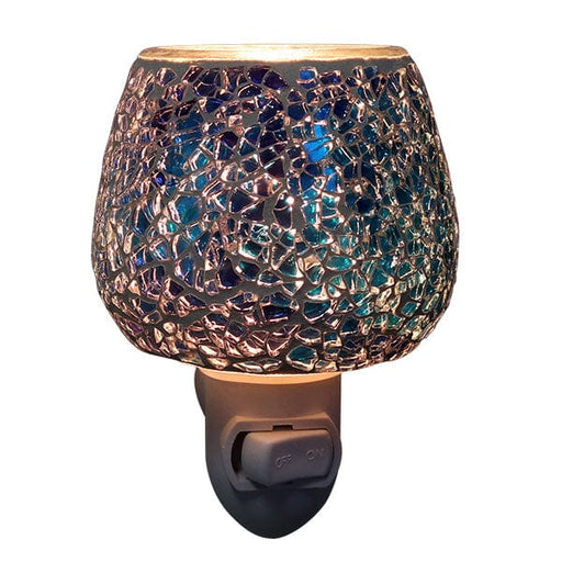 Aroma Sparkle Night Light Diffuser Blue
