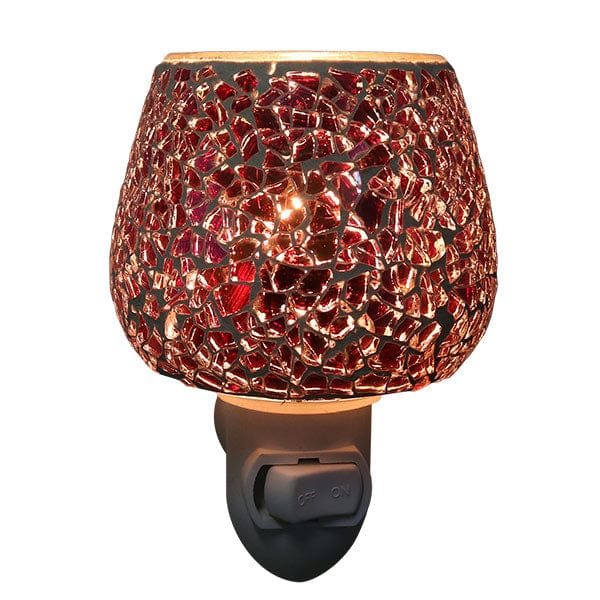 Aroma Sparkle Night Light Diffuser Red