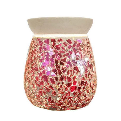 Aroma Glitter Electric Diffuser Red