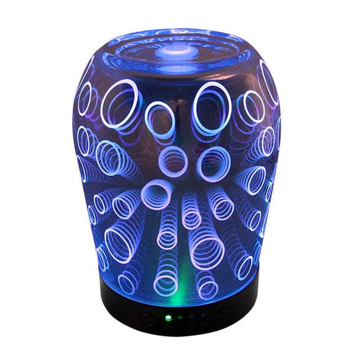 Aromadelic Essential Oil Diffuser Purple