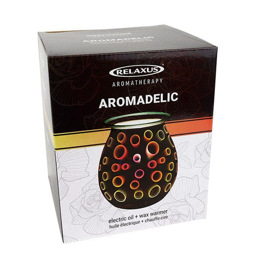 3D Aromadelic Electric Oil & Wax Warmer Box
