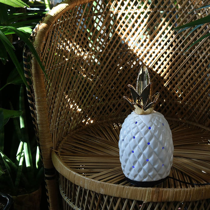 Golden Pineapple Essential Oil Diffuser Relaxus