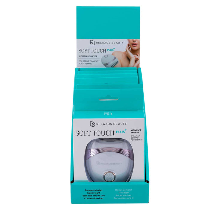 Soft Touch Plus Women's Shaver