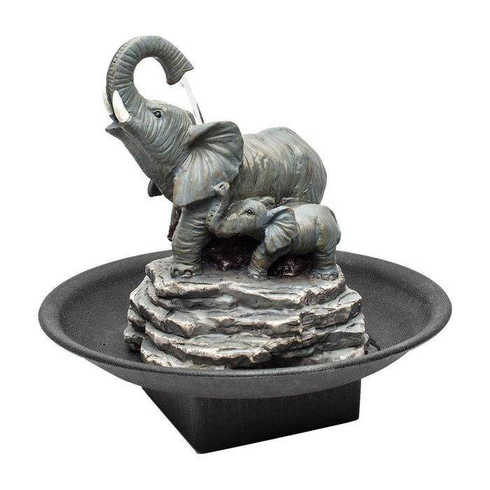 Elephant Indoor Water Fountain