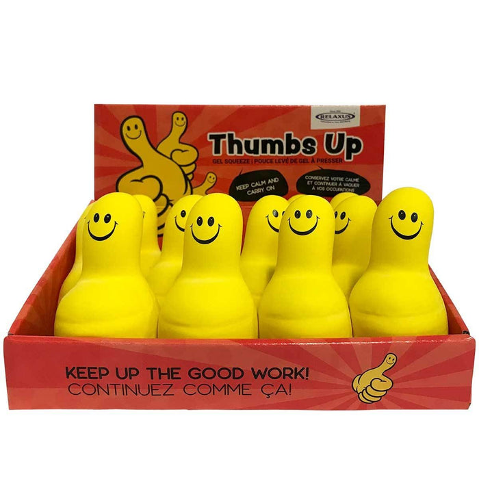 Thumbs Up Stress Balls