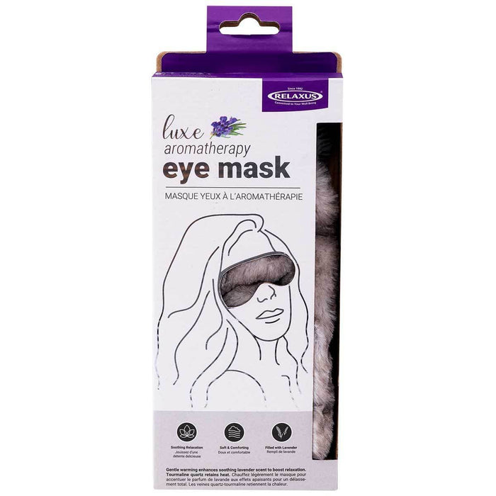 Luxe Aromatherapy Eye Mask
