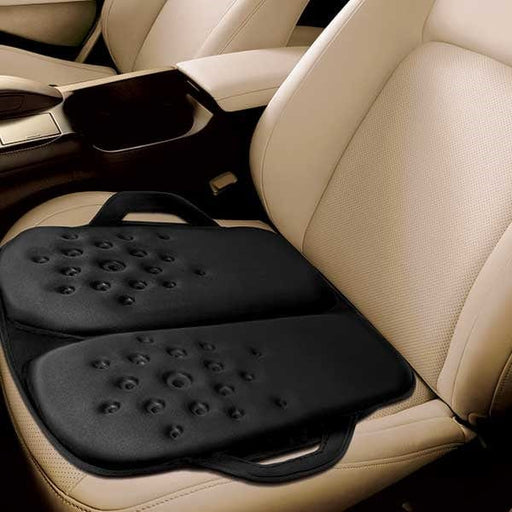 Cloud Comfort Gel Seat on the seat of a car