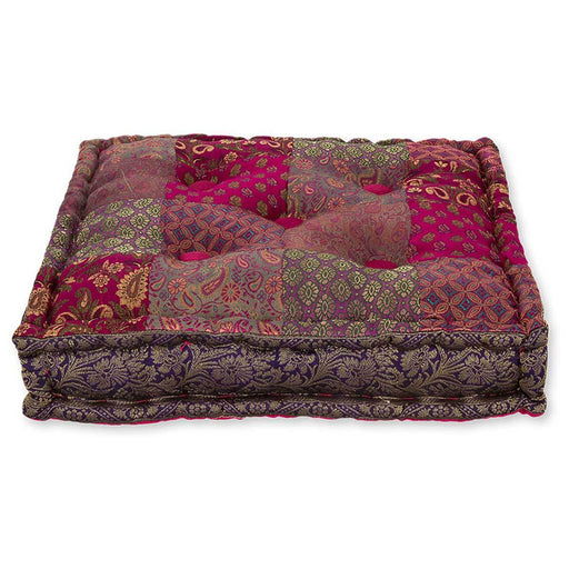 New Delhi Meditation Cushion