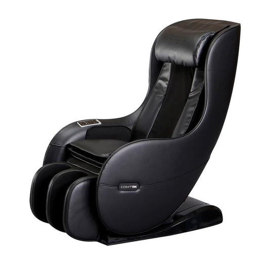 L-Shaped Black Mini Zero Gravity Massage Chair